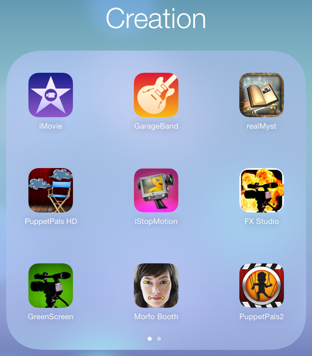 iPad Apps for Early Years: a few ideas to get you started.