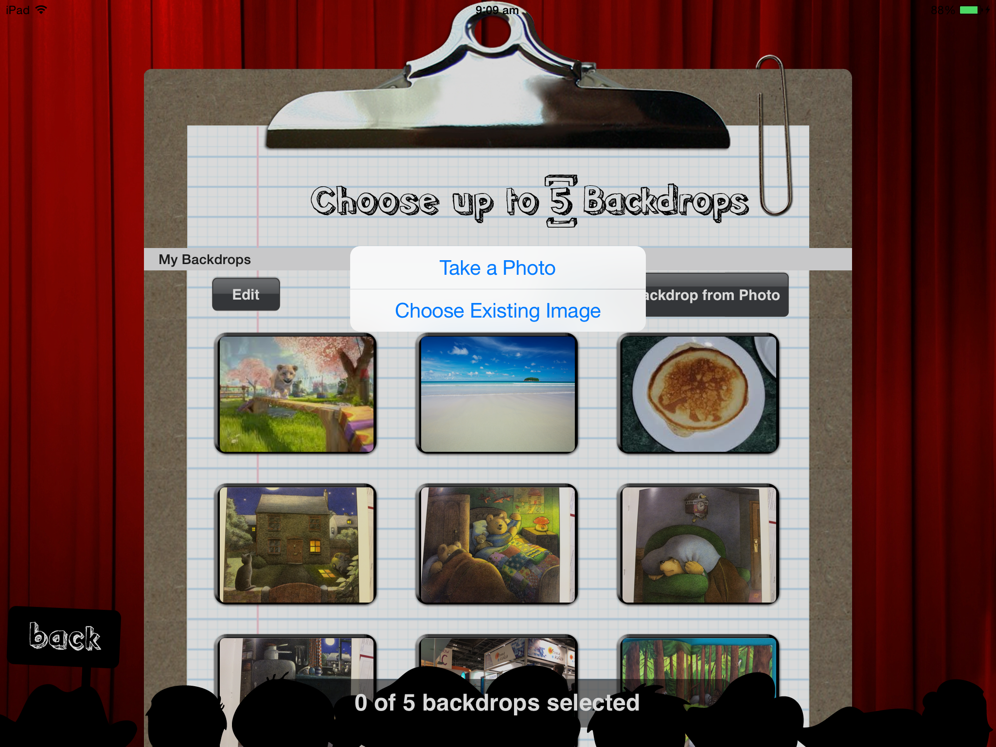 puppet pals is still a staple app for early years enabling